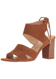 Franco Sarto Women's Gem Heeled Sandal  6 Medium US