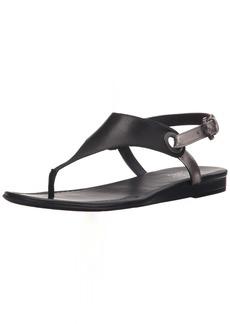 Franco Sarto Women's Grip Flat Sandal  5.5 M US