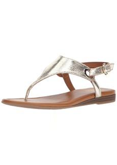 Franco Sarto Women's Grip Flat Sandal  9 M US