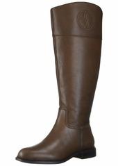 Franco Sarto Women's Hudson Wide Calf Knee High Boot   M US
