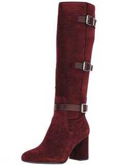 Franco Sarto Women's Knoll Knee High Boot  9.5 Medium US