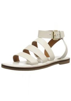 Franco Sarto Women's Kyson Flat Sandal  7 M US