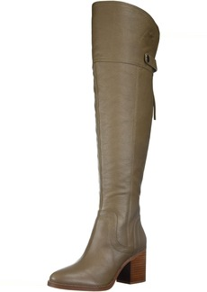 Franco Sarto Women's Ollie Calf Over The Knee Boot  6 Medium/Wide Shaft US