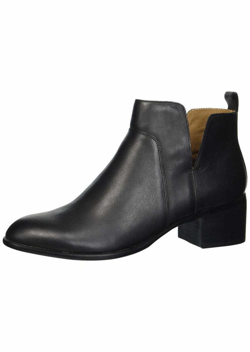 Franco Sarto Women's RICHLAND2 Ankle Boot Black  M US