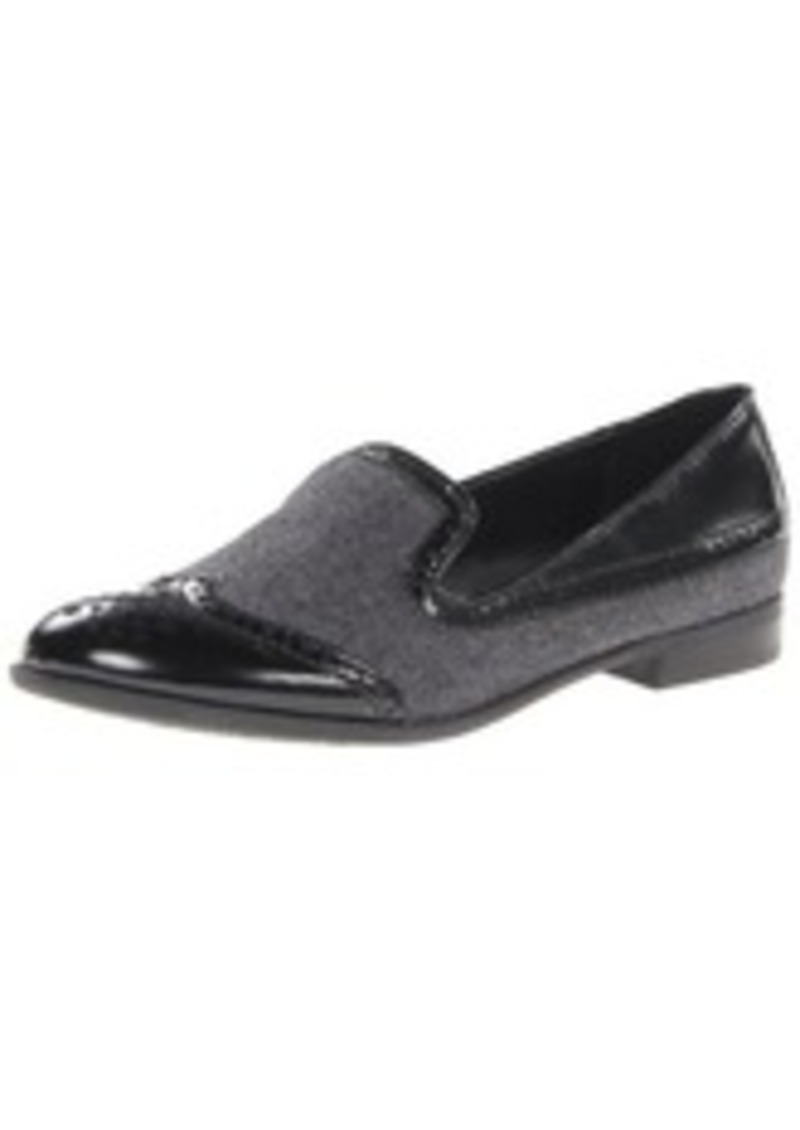 Franco Sarto Women's Tweed Loafer