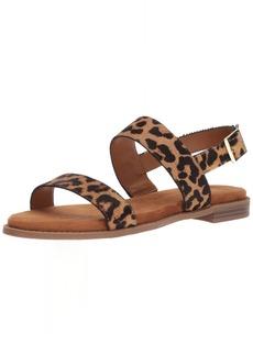 Franco Sarto Women's VELOCITY2 Flat Sandal