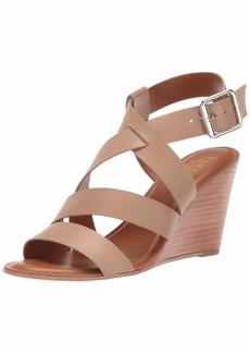 Franco Sarto Women's YARA Wedge Sandal   M US