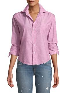 Frank & Eileen Barry Long-Sleeve Button-Front Shirt