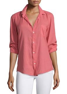 Frank & Eileen Barry Long-Sleeve Voile Shirt