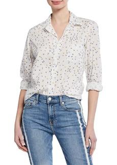 Frank & Eileen Butterfly Long-Sleeve Button-Down Shirt