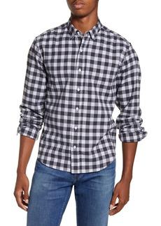 Frank & Eileen Finbar Regular Fit Check Flannel Button-Up Sport Shirt