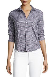 Frank & Eileen Barry Long-Sleeve Plaid Button-Down Shirt