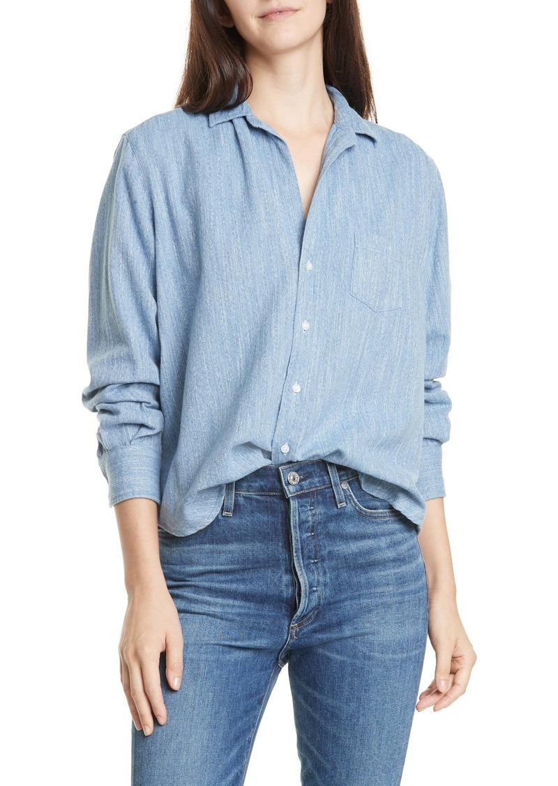 Frank & Eileen Eileen California Cotton Flannel Shirt
