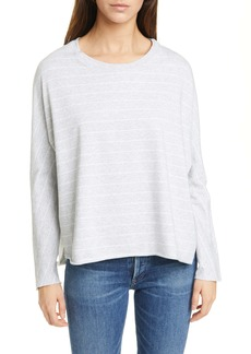 Frank & Eileen Continuous Sleeve French Terry Sweatshirt