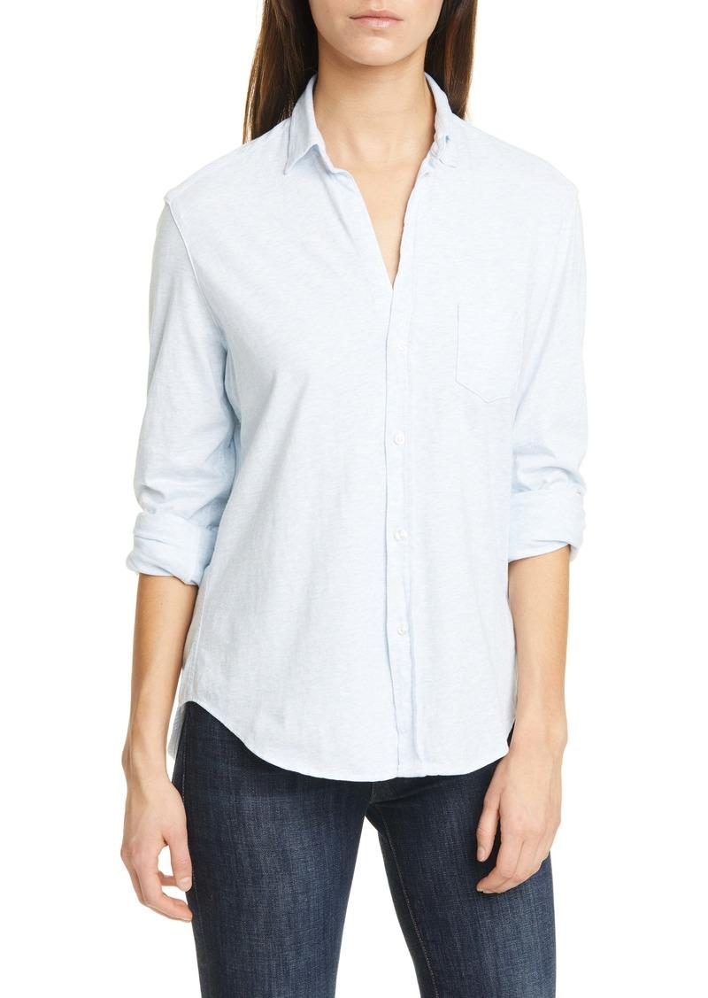 Frank & Eileen Eileen Cotton Button-Up Shirt