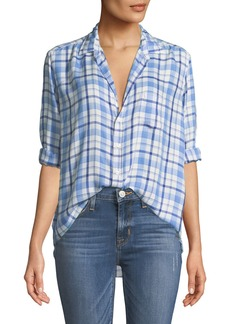 Frank & Eileen Eileen Plaid Long-Sleeve Button-Down Shirt