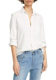 Frank & Eileen Knit Button-Up Shirt