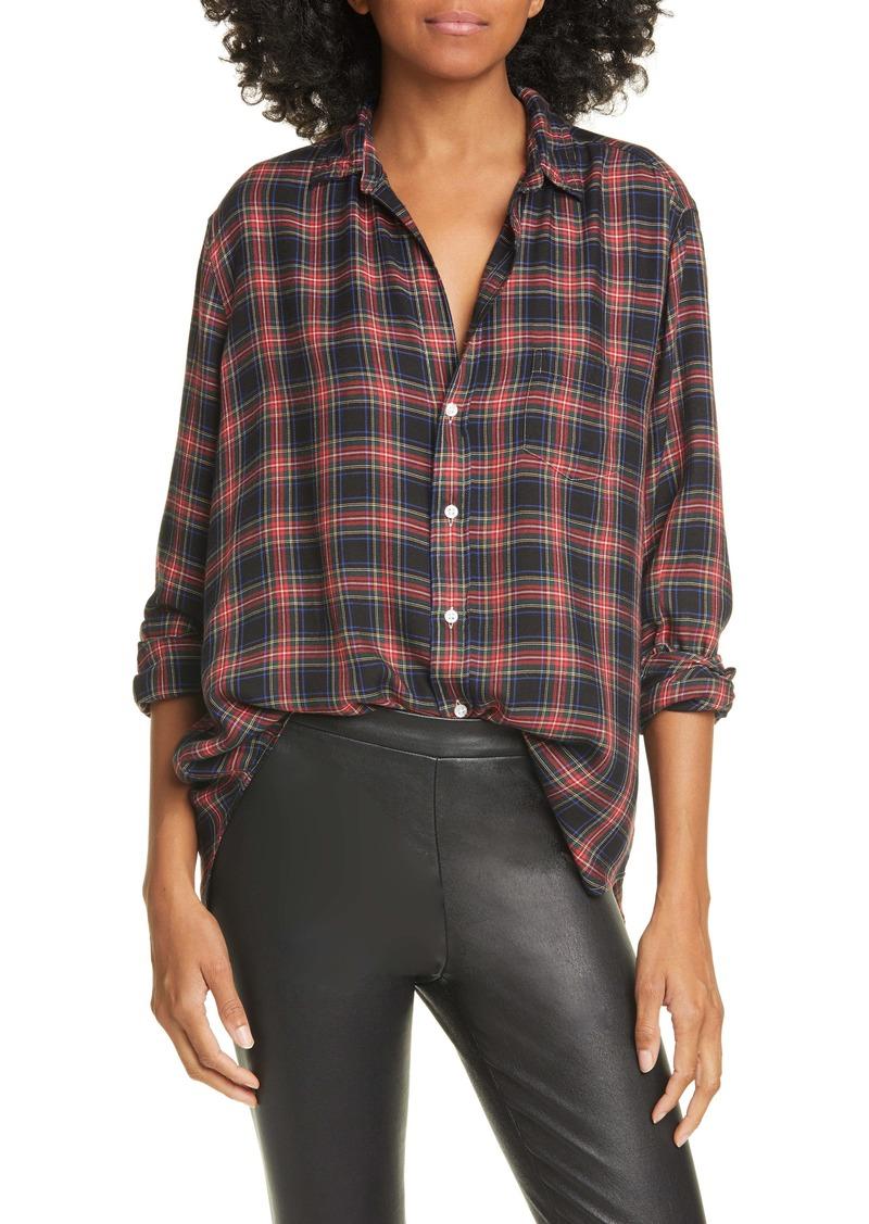 Frank & Eileen Long Sleeve Button-Up Shirt