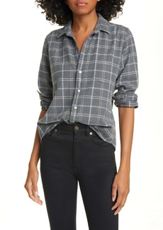 Frank & Eileen Long Sleeve Flannel Button-Up Shirt