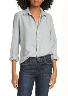 Frank & Eileen Long Sleeve Flannel Button-Up Shirt