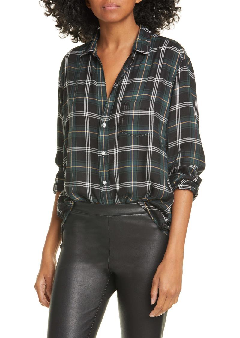 Frank & Eileen Long Sleeve Plaid Button-Up Shirt