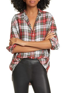 Frank & Eileen Long Sleeve Plaid Button-Up Shirt