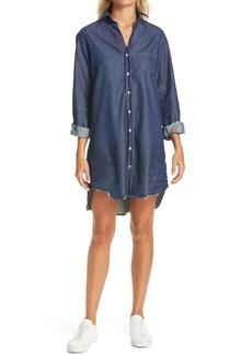 Frank & Eileen Mary Long Sleeve Famous Denim Shirtdress