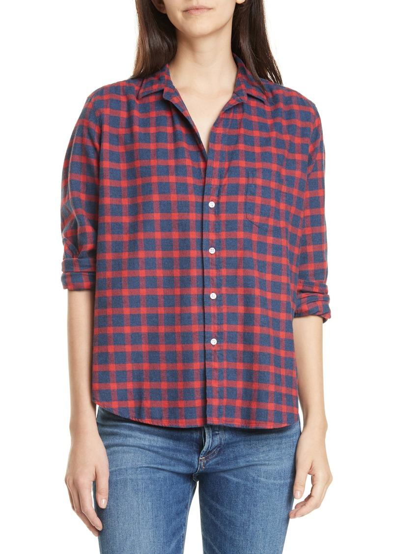 Frank & Eileen California Cotton Flannel Shirt