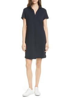 Frank & Eileen Short Sleeve Cotton Polo Dress