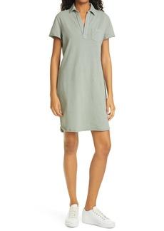 Frank & Eileen Short Sleeve Polo Dress