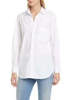 Frank & Eileen Joedy Superfine Stripe Cotton Shirt