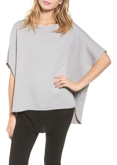 Frank & Eileen Tee Lab Cotton Poncho