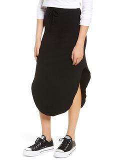 Frank & Eileen Tee Lab Long Fleece Skirt