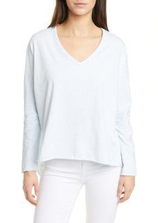 Frank & Eileen V-Neck Long Sleeve T-Shirt