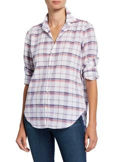 Frank & Eileen Frank Plaid Long-Sleeve Button-Down Shirt