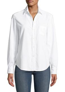 Frank & Eileen Long-Sleeve Button-Down Poplin Shirt