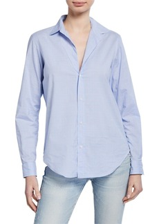 Frank & Eileen Long-Sleeve Check Button-Down Shirt