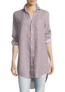 Frank & Eileen Mary Long-Sleeve Tunic Shirt