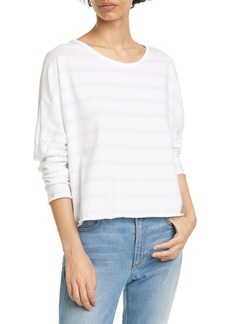 Frank & Eileen Striped Long Sleeve T-Shirt
