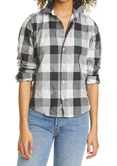 Women's Frank & Eileen Barry Signature Crinkle Button-Up Shirt