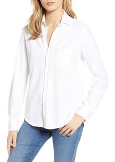 Women's Frank & Eileen Tee Lab Knit Button Down Shirt