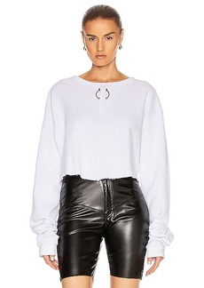 Frankie B Gwen Bull Ring Thermal Shirt