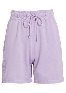 Frankies Bikinis Burl Cotton Sweat Shorts