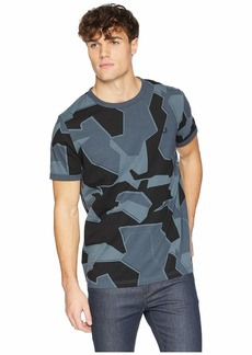 Fred Perry Camouflage Ringer T-Shirt