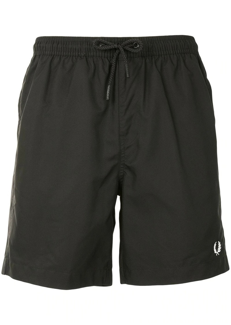 Fred Perry classic swimming trunks