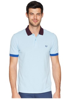 Fred Perry Colour Block Pique Shirt