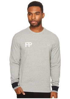 Fred Perry FP Logo Sweatshirt