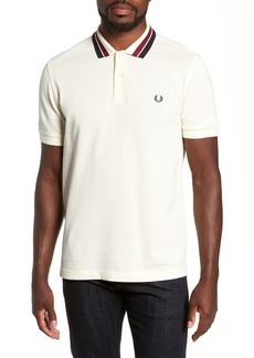 Fred Perry Bold Tipped Piqué Shirt