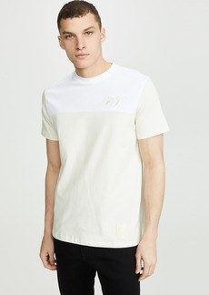 Fred Perry by Raf Simons Embroidered Initial T-Shirt