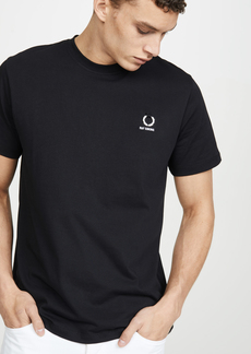 Fred Perry by Raf Simons Raf Simons Laurel Detail Tee